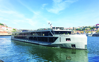Europe Portugal Riviera River Cruises MS Douro Splendour on the Douro River - luxury vacation destinations