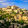 Europe France Provence 5 hillside villages rolling hills beautiful old homes - luxury vacation destinations