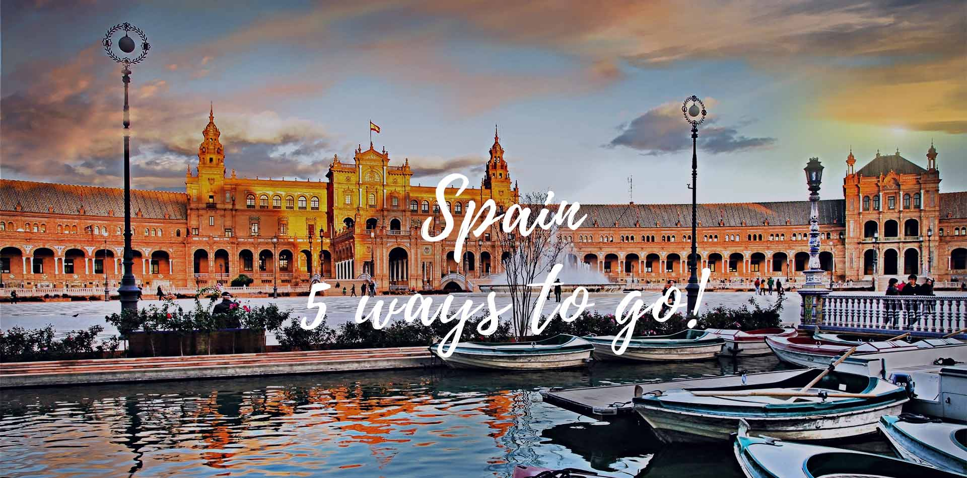 Europe Spain beautiful Mediterranean coast lively culture food countryside seville plaza- luxury vacation destinations