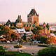 North America Canada Charlevoix La Citadelle de Québec city skyline public park - luxury vacation destinations