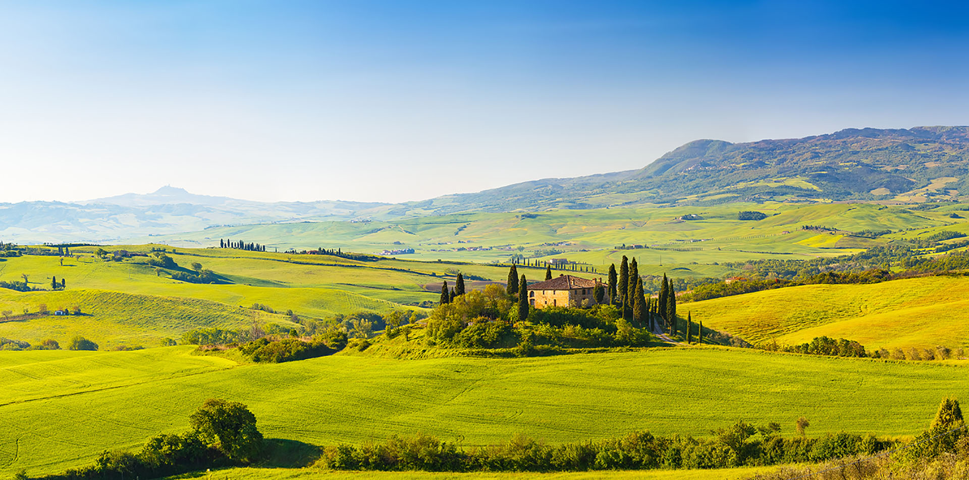 Countryside of Tuscany, Italy