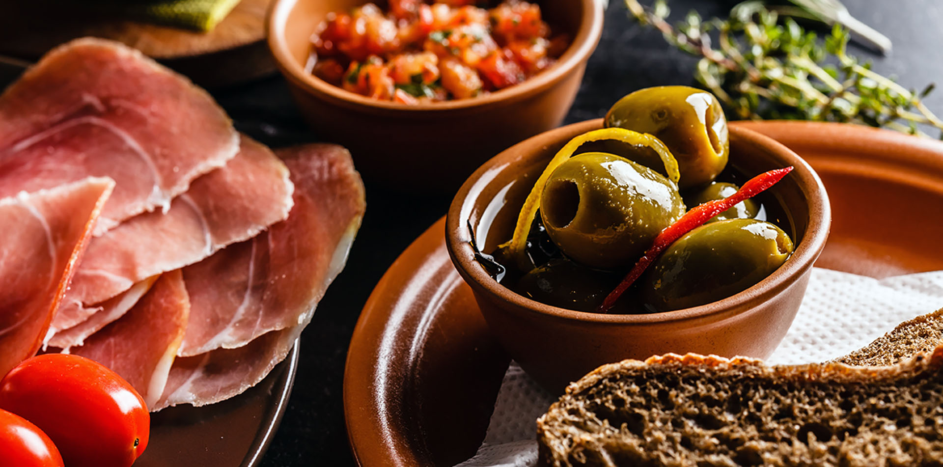 Spanish Dinner, Culinary Travel