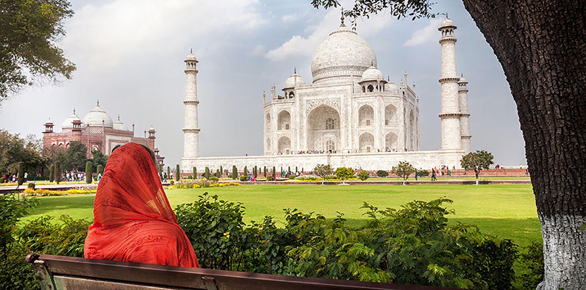 Taj Mahal Heritage Travel