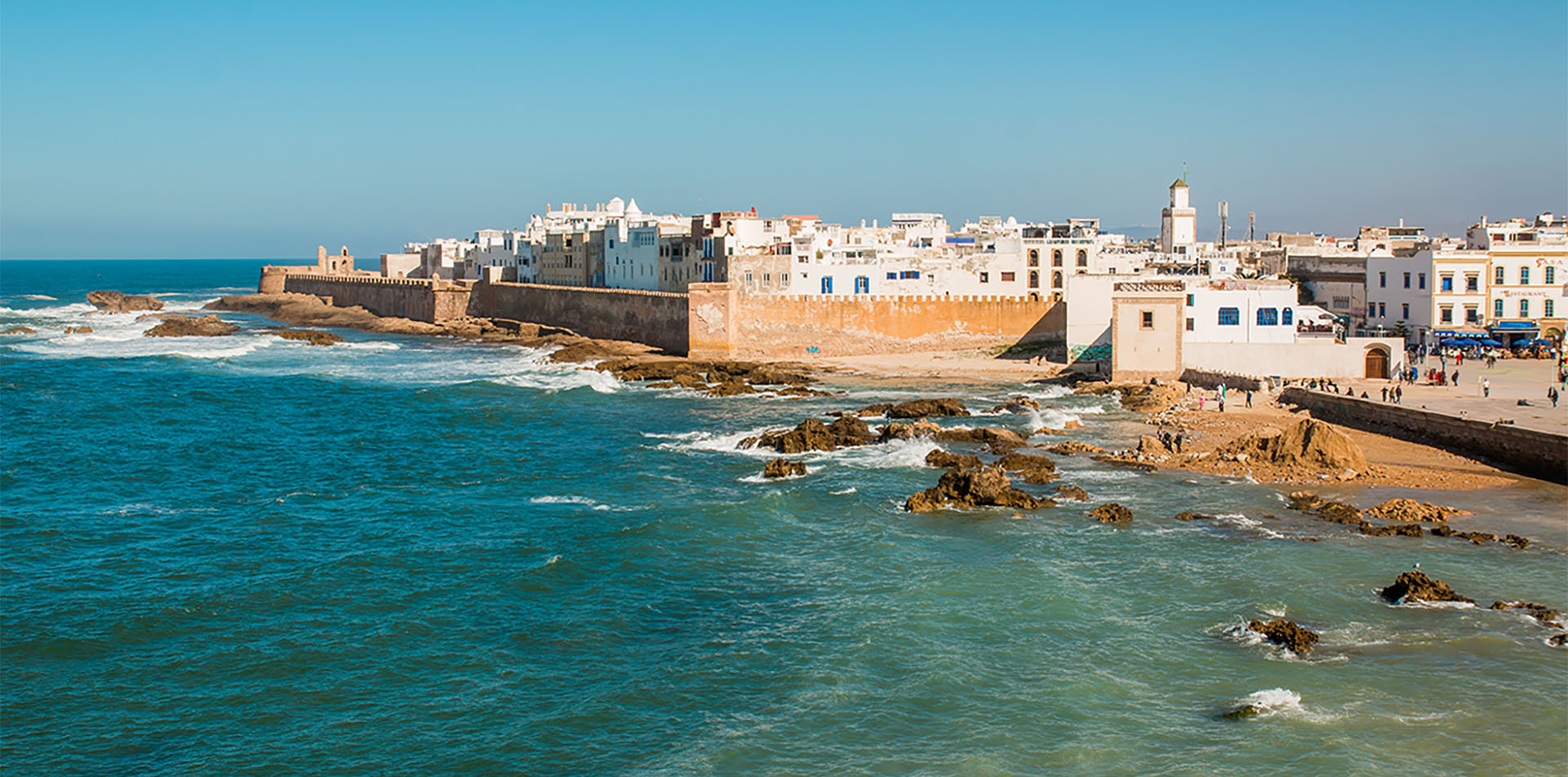 Essaouira Old City, Morocco