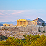 Europe Greece Athens Plaka Acropolis Parthenon ancient citadel UNESCO world heritage site - luxury vacation destinations