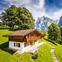 Europe Switzerland beautiful Swiss Alps mountains scenic rides countryside alpine - luxury vacation destinations