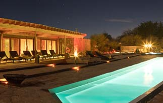 South America Chile Cumbres San Pedro de Atacama Hotel Guestroom Relax - luxury vacation destinations