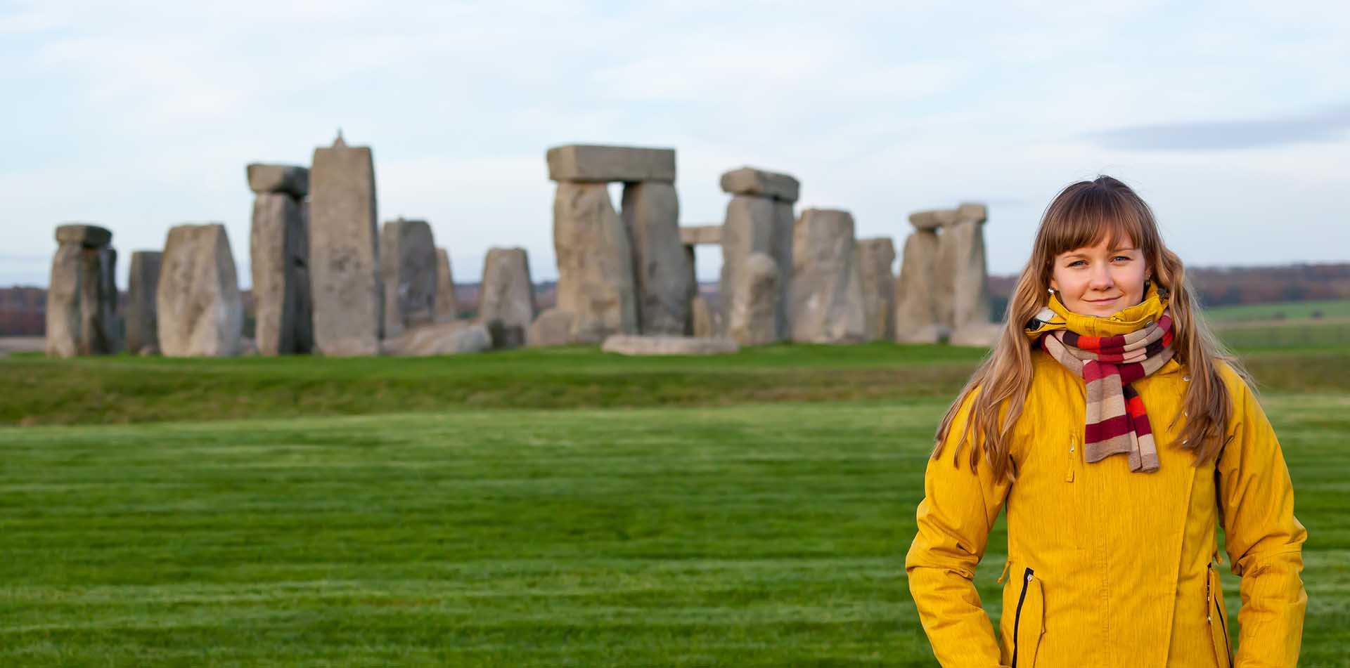 Europe United Kingdom England Cotswolds green meadows stonehenge - luxury vacation destinations