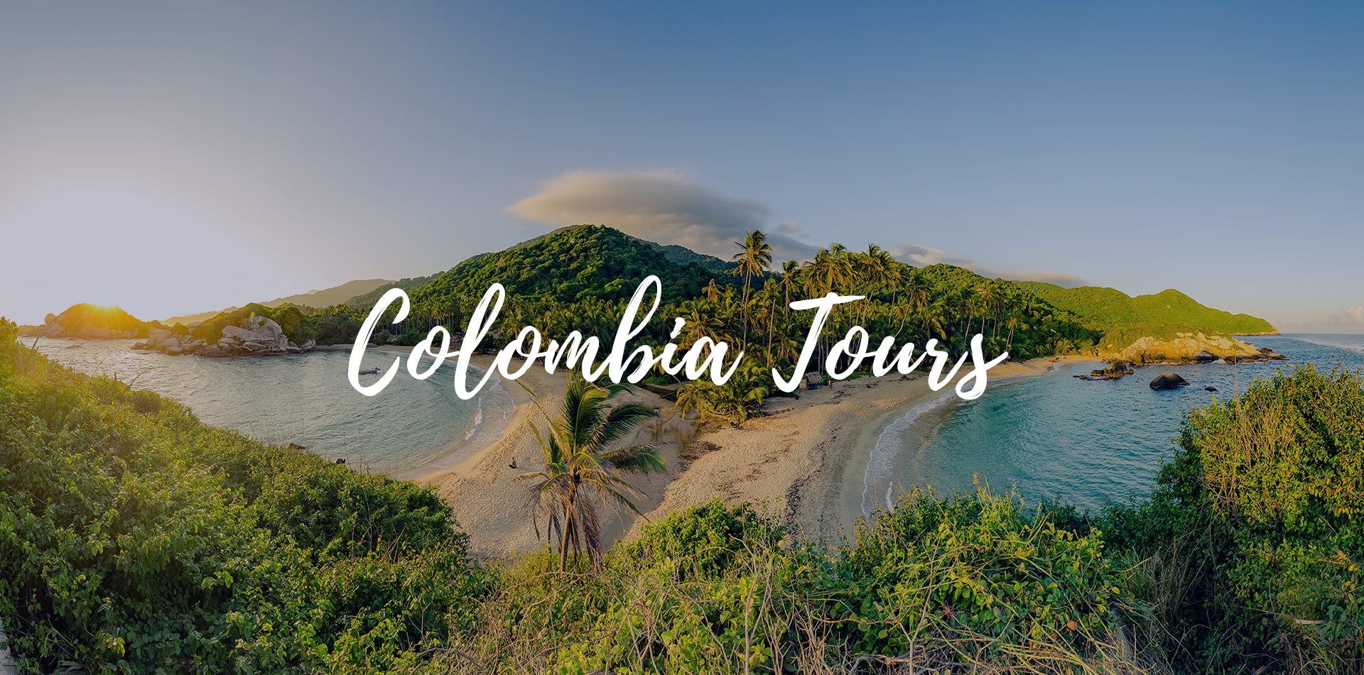 South America Colombia Santa Marta Tayrona National Park Colombia Tours - luxury vacation destinations
