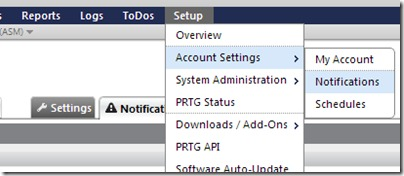 Monitoring Your Network with PRTG - Custom Notifications DevCentral