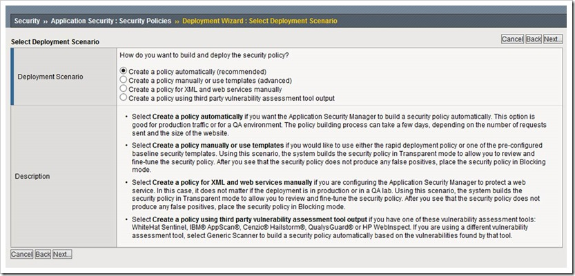 The Big Ip Application Security Manager Part 2 Policy Building