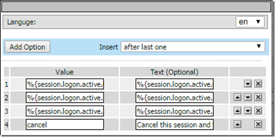 BIG-IP APM: Max Sessions Per User – Enable users to