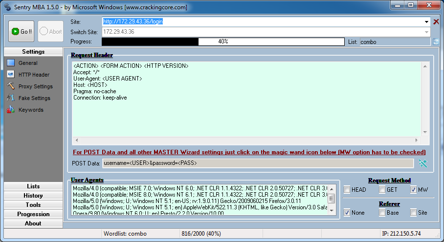 """Mitigating """"Sentry MBA"""" - Credentials Stuffing Threat DevCentral"""