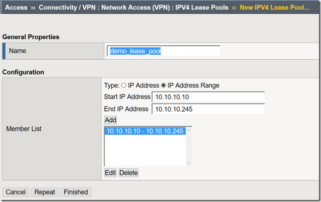 Creating a SSL VPN Using F5 Full Webtop DevCentral