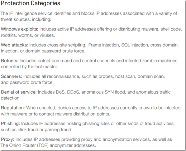 Block Known Threats Using F5's IP Intelligence Service DevCentral
