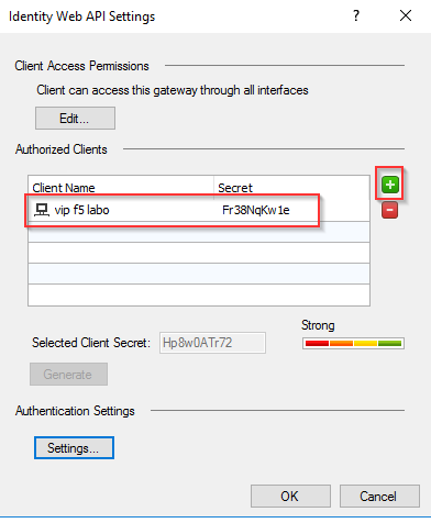 Integrate F5 SSL VPN with CheckPoint Identity Awareness