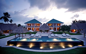 Belize North America Hotels Victoria House Island Explore Tour Travel Destination - luxury vacation destinations