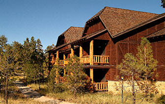 North America United States USA Utah Bryce Canyon Lodge trail trees scenery landscape nature - luxury vacation destinations