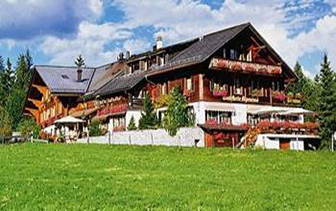 Europe Switzerland beautiful Swiss Alps mountains scenic rides countryside Hotel Alpenrose - luxury vacation destinations