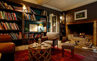 Europe United Kingdom England Cotswolds green meadows hotel bay tree - luxury vacation destinations
