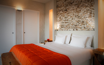 Europe Sardinia Corsica Bonifacio Hotel Cala di Greco junior suite room - luxury vacation destinations