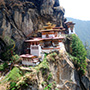 Asia Bhutan Paro Taktsang Tiger's Nest Monastery Himalayan Buddhist temple - luxury vacation destinations