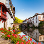 Europe Spain France Basque Country green meadows medieval markets beautiful coastline - luxury vacation destinations