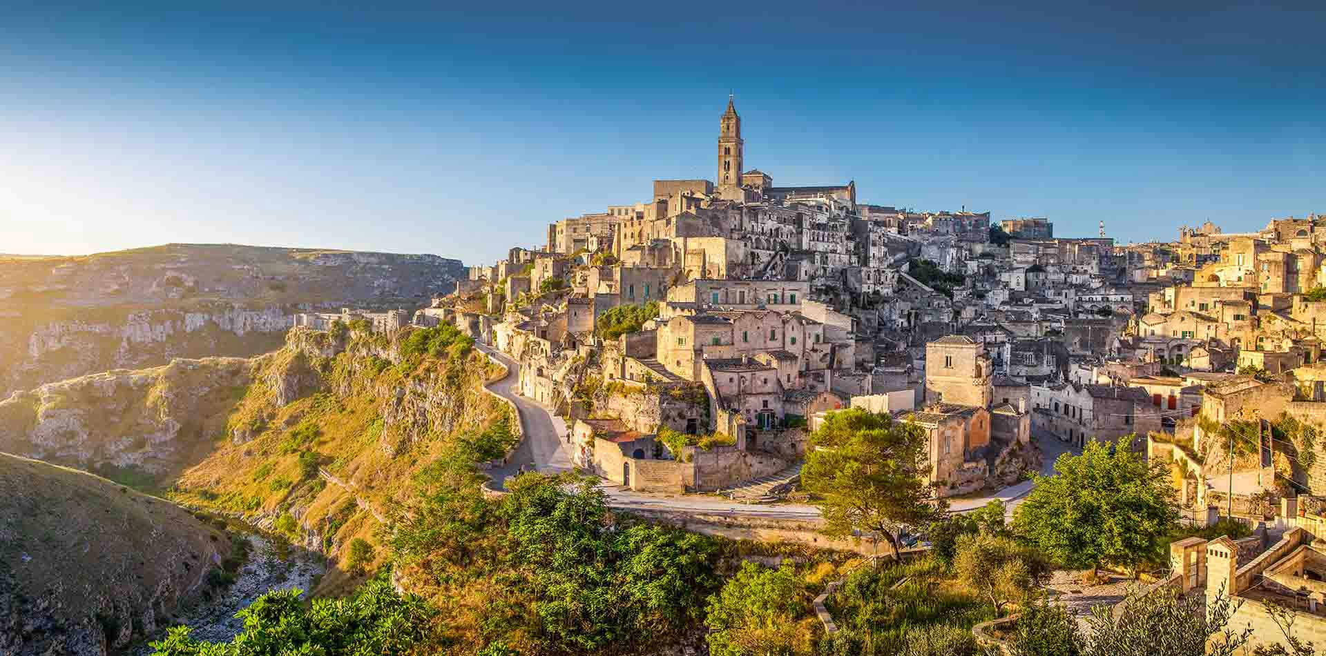 UNESCO World Heritage Site of Matera