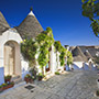 Europe Italy Puglia Otranto Adriatic Sea beach coastline beautiful bay Trulli home - luxury vacation destinations