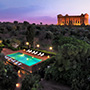 Europe Italy Sicily Agrigento Hotel Villa Athena pool and gardens in Valley of the Temples - luxury vacation destinations