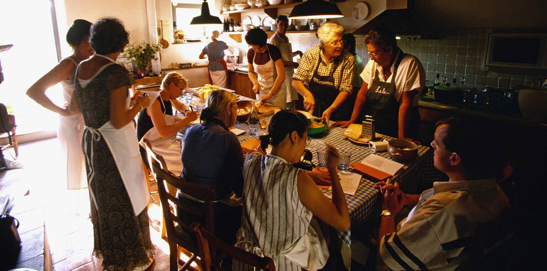 Europe France Provence French cooking class in a private local family home - luxury vacation destinations