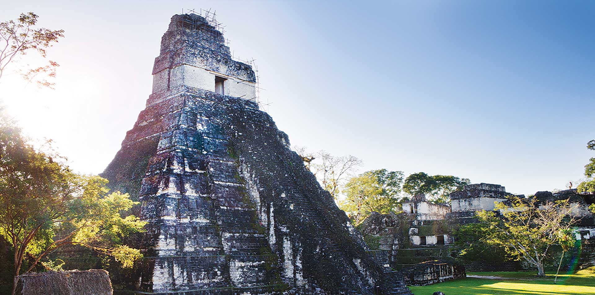 Belize North America Tikal Temple Historic Site Island Explore - luxury vacation destinations
