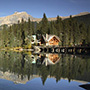 North America Canada British Columbia Yoho Rockies mountain Emerald Lake lodge hotel water - luxury vacation destinations