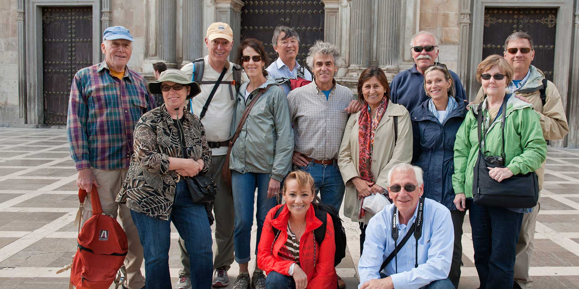 Tour in Southern Spain