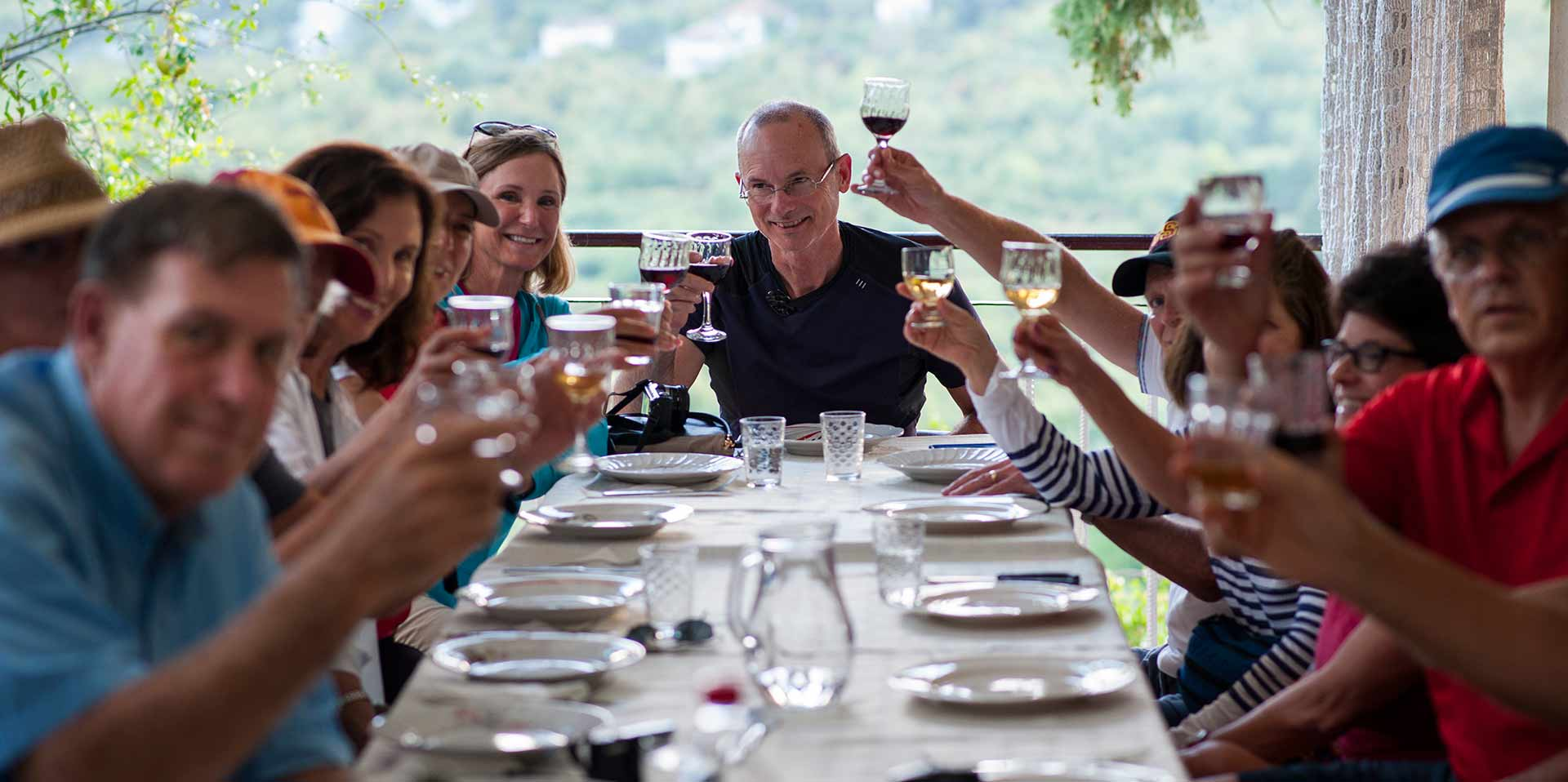 Europe Montenegro Image Dinner Cheers Beautiful Luxurious Travel Tour - luxury vacation destinations
