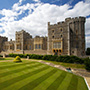 Europe United Kingdom England Berkshire historic Windsor Castle medieval style architecture - luxury vacation destinations
