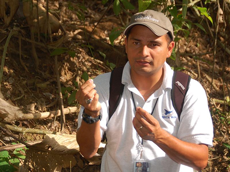 South America Costa Rica expert local tour guide naturalist - Classic Journeys