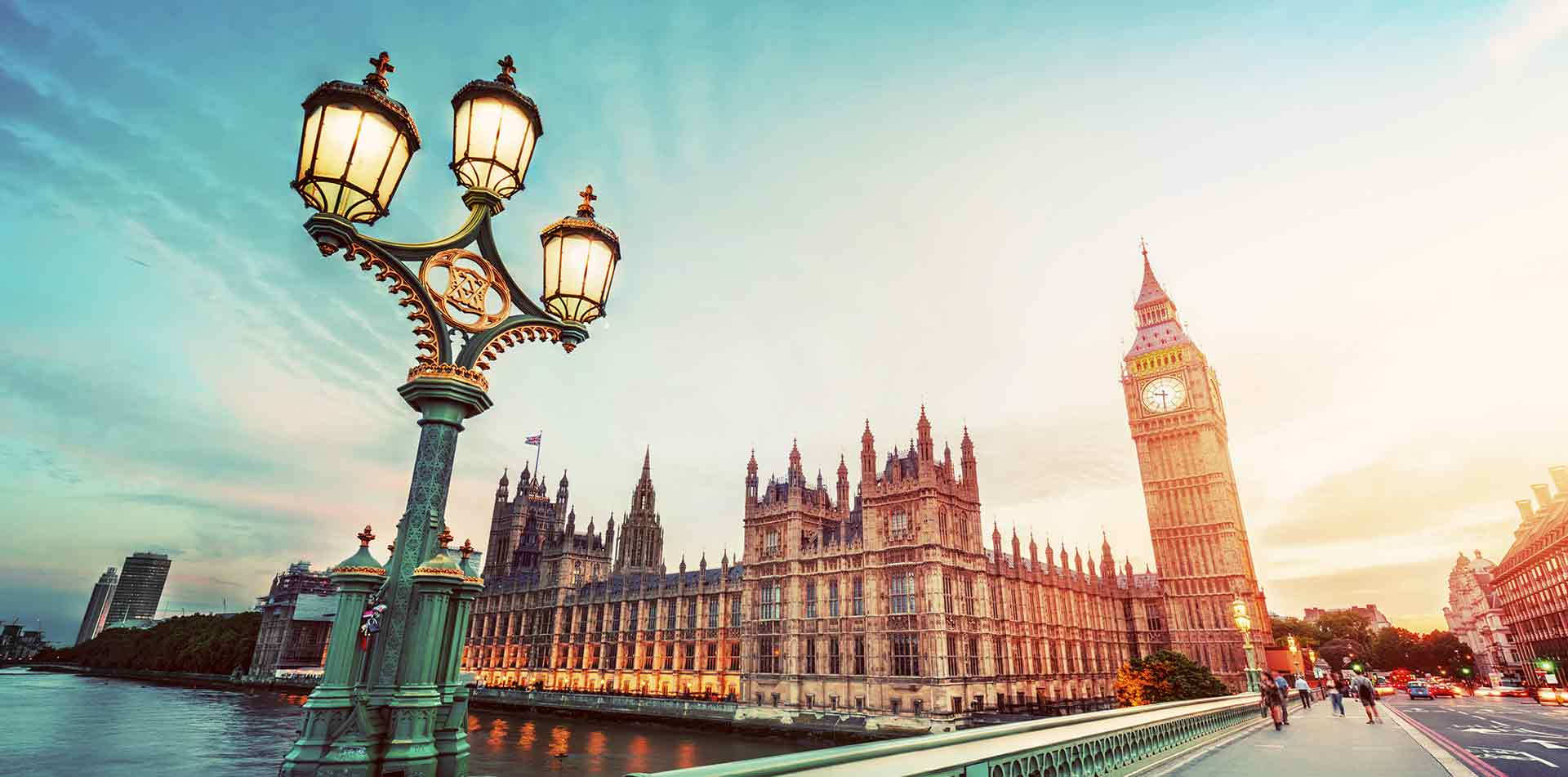 Europe United Kingdom England London historic Big Ben Palace of Westminster on River Thames - luxury vacation destinations