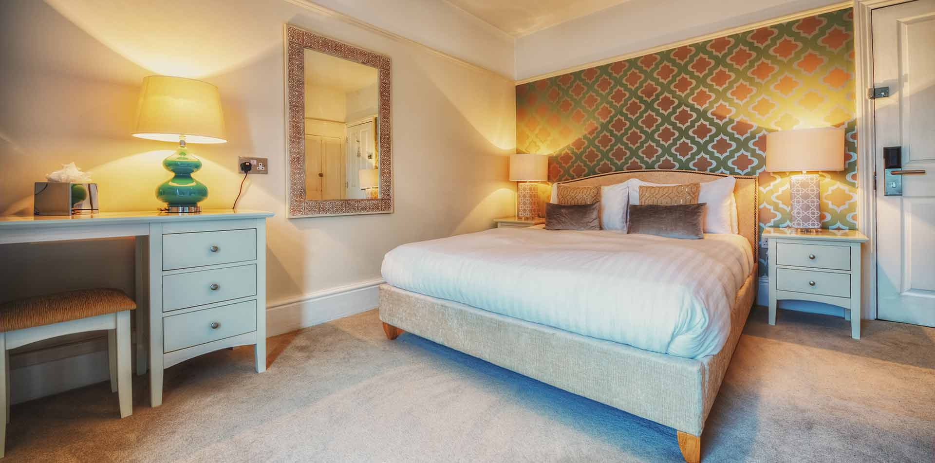 Europe United Kingdom England Portsmouth Stattons Boutique Hotel chic contemporary decor - luxury vacation destinations