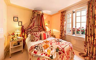 Europe France French Riveria Cote D'azur Le Saint Paul Hotel colorful elegant accommodations - luxury vacation destinations