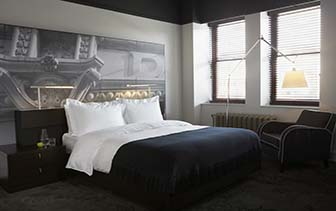 North America Canada Quebec Charlevoix Le Germain hotel modern room spacious - luxury vacation destinations