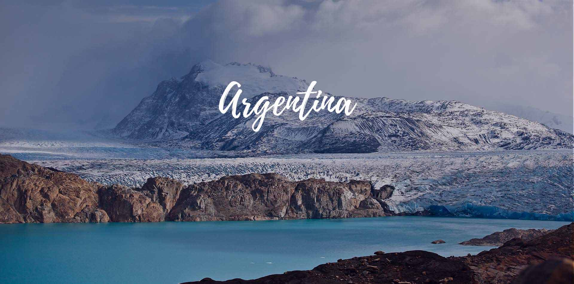 South America Argentina Santa Cruz aerial panoramic view of Perito Moreno Glacier - luxury vacation destinations