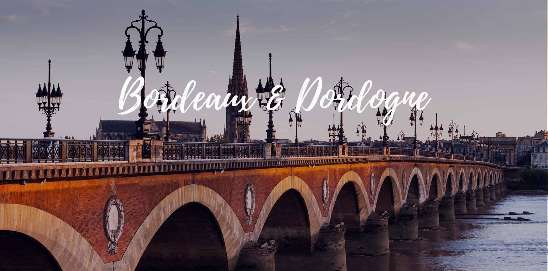Europe France Bordeaux and Dordogne Valley tour - luxury vacation destinations