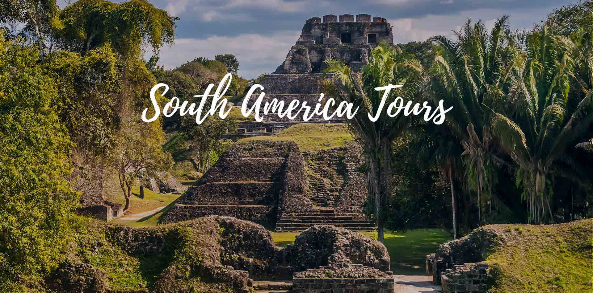 Central America Belize Cayo District Xunantunich Mayan Ruins South America tours - luxury vacation destinations