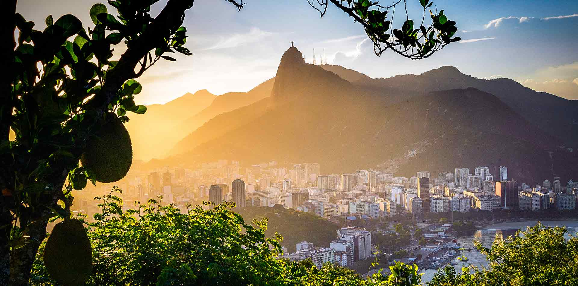View of Rio, Brazil