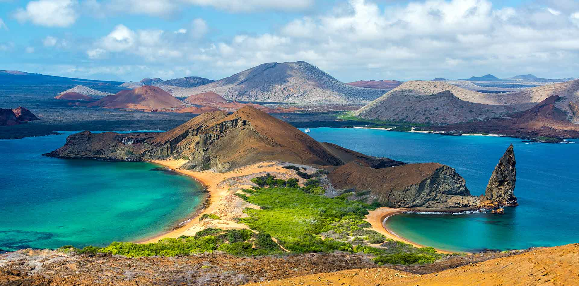 Island in the Galapagos
