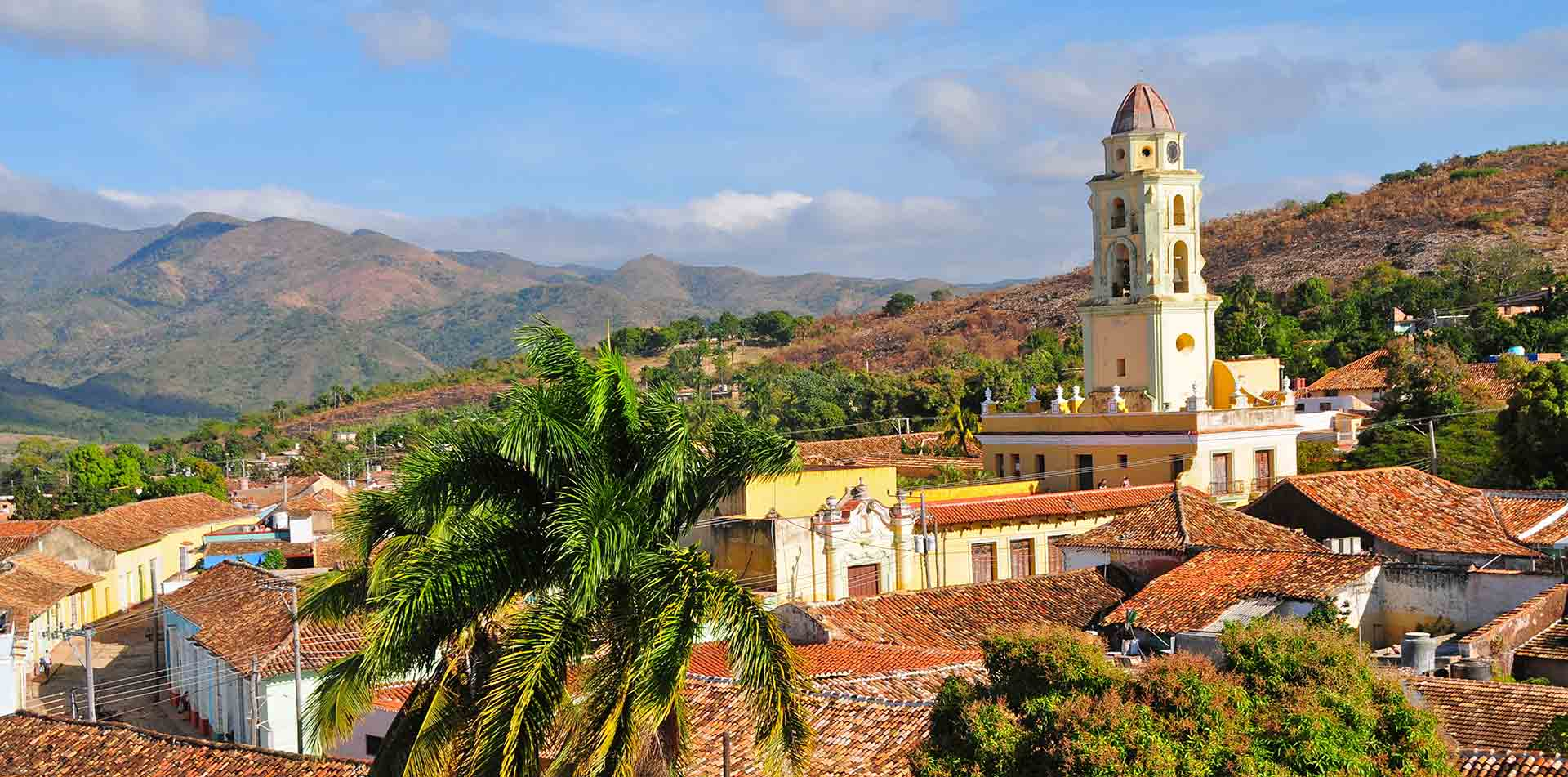 North America Caribbean Cuba Sancti Spiritus Trinidad Church and Monastery of Saint Francis - luxury vacation destinations