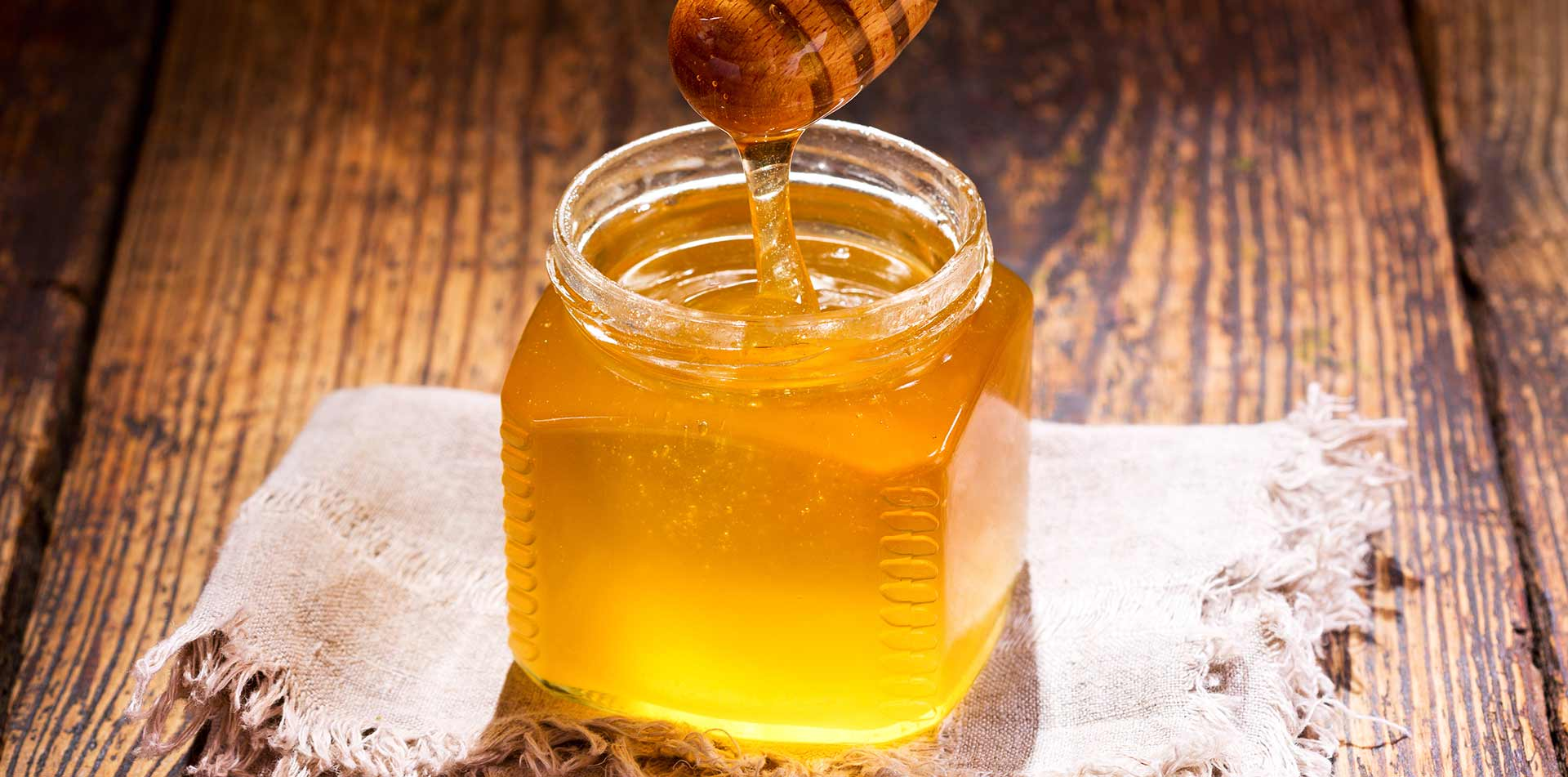 Jar of honey, Culinary Tours