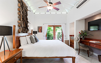Belize North America Island Travel Tour Kaana Suite Guestroom Relax - luxury vacation destinations