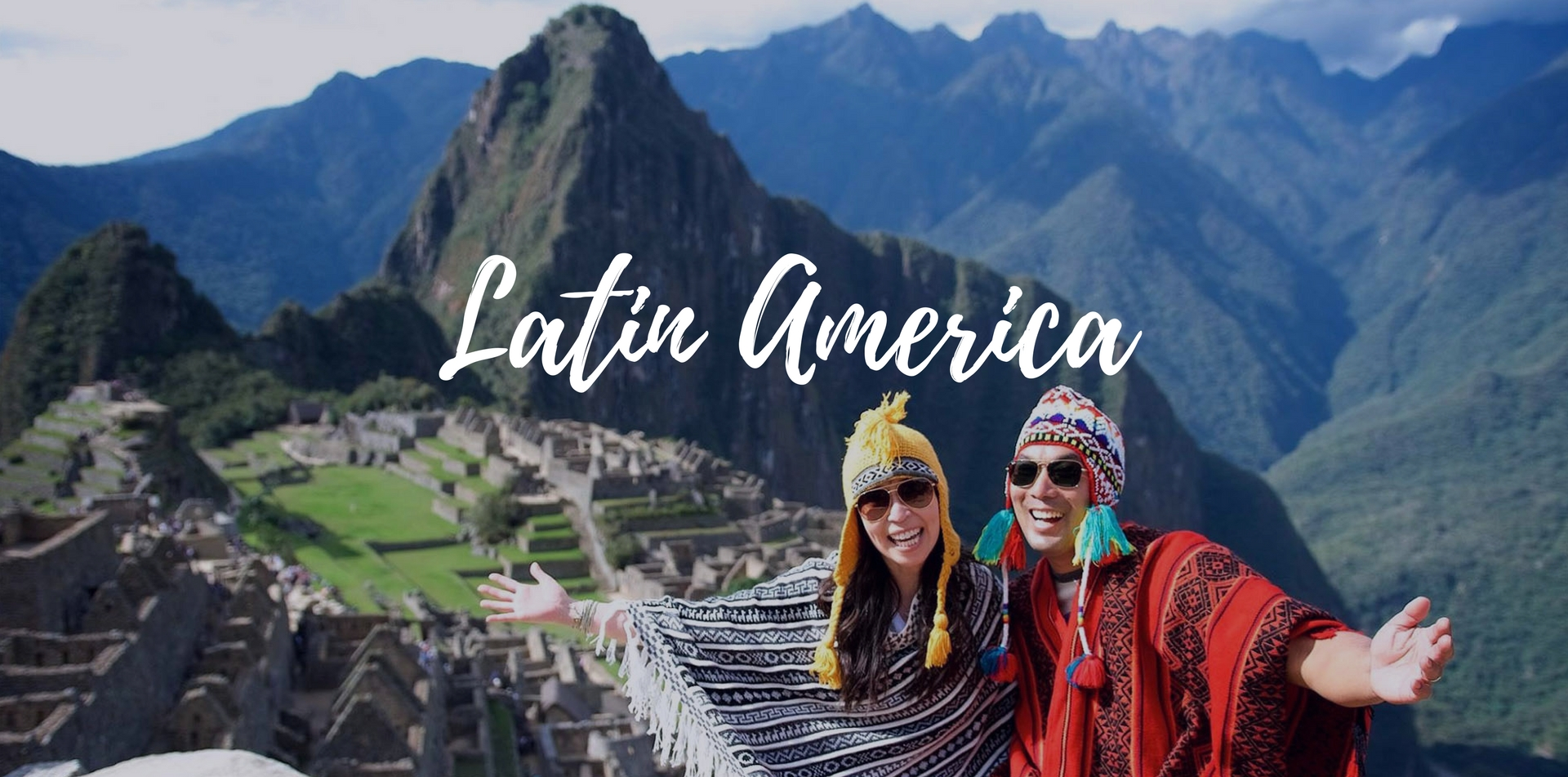 Latin America 	Peru scenic Andes Mountains spectacular Machu Picchu ancient Inca ruins - luxury vacation destinations